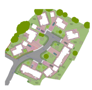 Barnstead Developments - Thornton - Site Plan